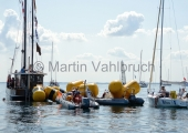 ORC Worlds 2014 - No Wind 1 - Startschiff 1
