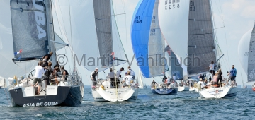 ORC Worlds 2014 - Asia de Cuba - Sportsfreund - Kind of Magic - Varuna Xpress