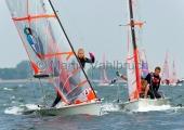 Young Europeans Sailing Kiel 2014 - 29er Class 14