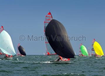 Young Europeans Sailing Kiel 2014 - 29er Class 17