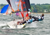 Young Europeans Sailing Kiel 2014 - 29er Class 11