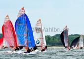 Young Europeans Sailing Kiel 2014 - 29er Class 1