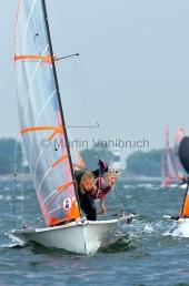 Young Europeans Sailing Kiel 2014 - 29er Class 5