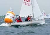 Young Europeans Sailing Kiel 2014 - 420 Class 2