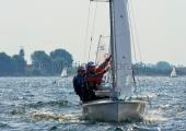 Young Europeans Sailing Kiel 2014 - 470 Class 2