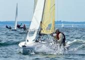 Young Europeans Sailing Kiel 2014 - 470 Class 3