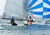 Young Europeans Sailing Kiel 2014 - 470 Class 5