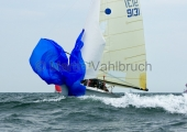 Young Europeans Sailing Kiel 2014 - 505 Class 4