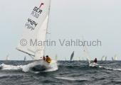 Young Europeans Sailing Kiel 2014 - Pirat  2