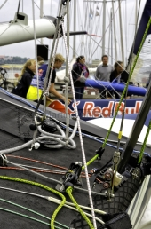 Red Bull Foiling Generation Kiel 2016 - 4