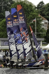Red Bull Foiling Generation Kiel 2016 - 6