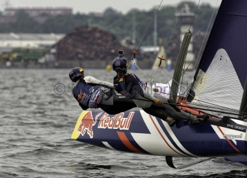 Red Bull Foiling Generation Kiel 2016 - 29