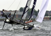 Red Bull Foiling Generation Kiel 2016 - 19
