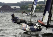 Red Bull Foiling Generation Kiel 2016 - 22