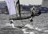Red Bull Foiling Generation Kiel 2016 - 35