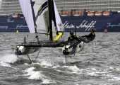 Red Bull Foiling Generation Kiel 2016 - 38