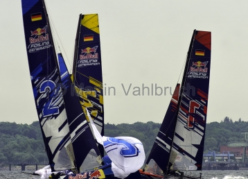 Red Bull Foiling Generation Kiel 2016 - 41