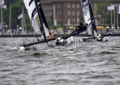 Red Bull Foiling Generation Kiel 2016 - 49