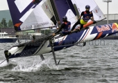 Red Bull Foiling Generation Kiel 2016 - 53
