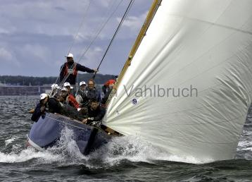 Rendezvous der Klassiker - Kieler Woche 2015 - Blue Marlin 1