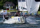 Segel-Bundesliga Kiel 2015 - Bodensee-Yacht-Club Überlingen 2