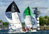 Segel-Bundesliga Kiel 2015 - Berliner Yacht-Club und Verein Seglerhaus am Wannsee 1