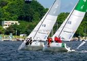 Segel-Bundesliga Kiel 2015 - Kieler Yacht-Club und Berliner Yacht-Club