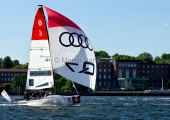 Segel-Bundesliga Kiel 2015 - Münchner Yacht-Club 2