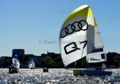 Segel-Bundesliga Kiel 2015 - Deutscher Touring Yacht-Club 1