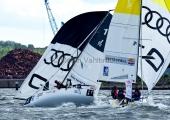 Segel-Bundesliga Kiel 2015 - Chiemsee Yacht Club und Bodensee-Yacht-Club Überlingen