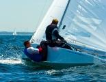 Kieler Woche 2012   Starboot - Andrey Berezhnoy & Sergey Masalov, chayka