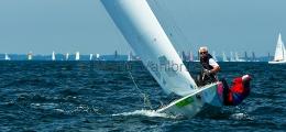 Kieler Woche 2012  Starboot  - Jochen Diercks & Herbert Braasch, NRV