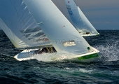 Kieler Woche 2012  Starboot 6