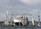 Kieler Woche 2014 - Welcome Race - Color Line 2