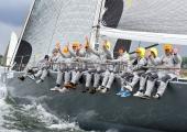Kieler Woche 2014 - Welcome Race - Ember Sea Crew 1
