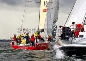 Kieler Woche 2014 - Welcome Race - Desna und Haspa 2