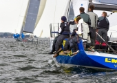 Kieler Woche 2014 - Welcome Race - LM Hispaniola - Platoon
