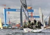 Kieler Woche 2014 - Welcome Race - One4all