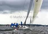 Kieler Woche 2014 - Welcome Race - Platoon
