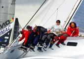 Kieler Woche 2014 - Welcome Race - Desna 1