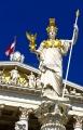 Wien - Pallas Athene am Parlament