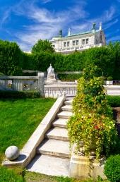 Wien - Sissi-Denkmal
