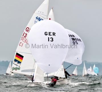 Young Europeans Sailing Kiel 2017 - 2