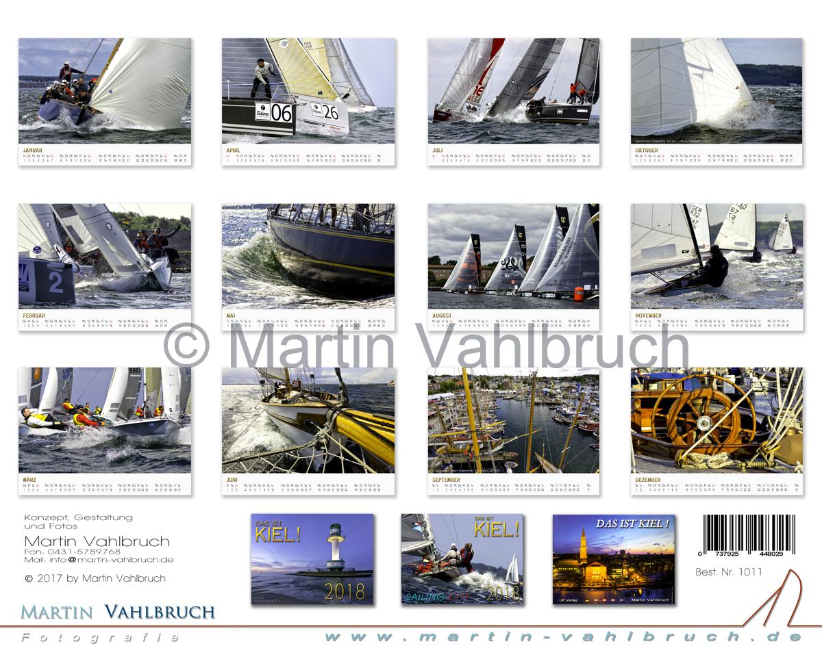 Kalender Sailing City 2018 Index