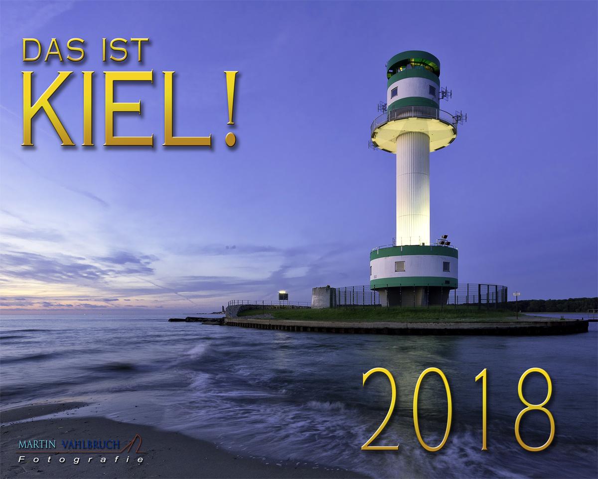 Kalender Kiel 2018 Cover