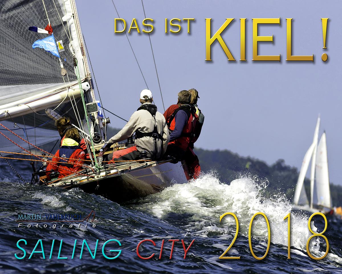 Kalender Sailing City 2018 Cover