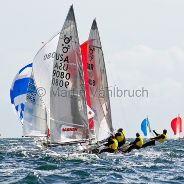 505 World Championship 2014 - 25