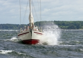 Classic Week 2014 - Eckernförde - Begleitboot 2