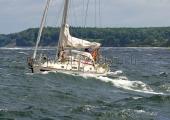 Classic Week 2014 - Eckernförde - Begleitboot 1