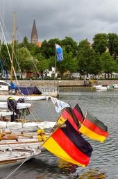 Classic Week 2014 - Eckernförde - ziemlich viel Tuch